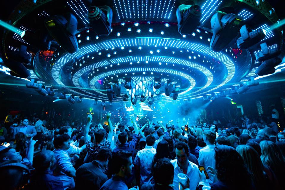 アメリカで人気が高いクラブ! OMNIA(オムニア)   block.fm