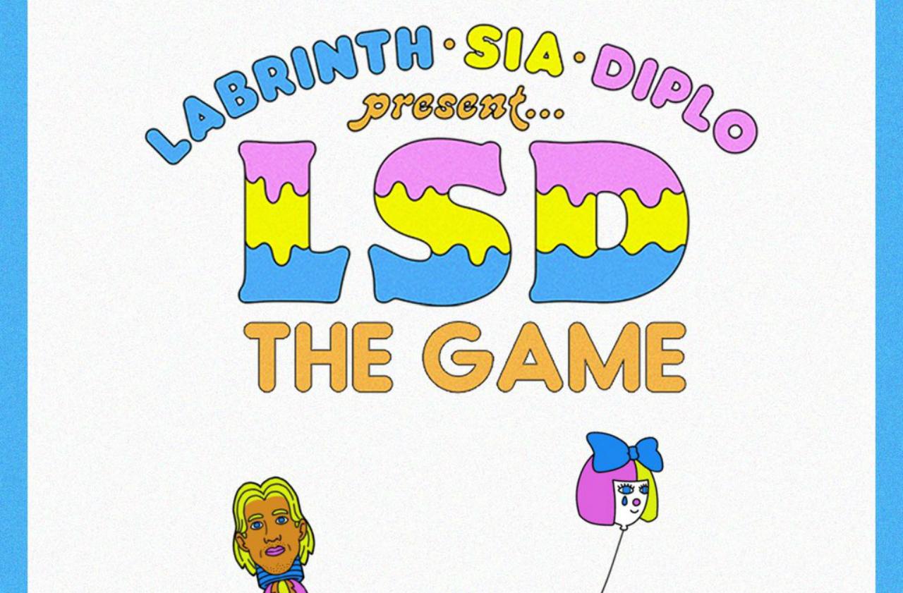 Edmスター Lsd で遊べ Diploやsiaが登場するポップな無料ゲームが公開 Block Fm